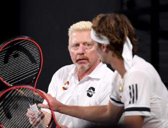 Boris Becker: Lieber TV-Experte als Zverev-Trainer