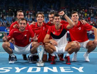 ATP Cup: Es kann nur einen geben