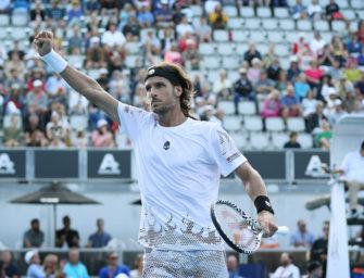Auckland: Feliciano Lopez stellt nächsten Rekord auf