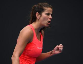 "Australian Open Tag 3: Mit Görges, Kohli und ""Kramies"""