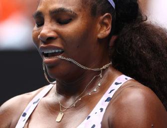Serena Williams scheitert bei Jagd nach 24. Grand-Slam-Titel