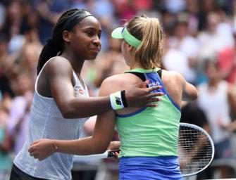 Australian Open: Coco Gauff scheitert im Achtelfinale