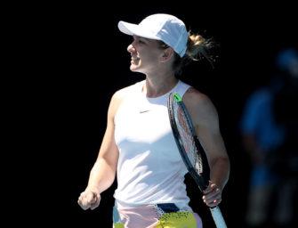 Australian Open: Halep steht im Halbfinale
