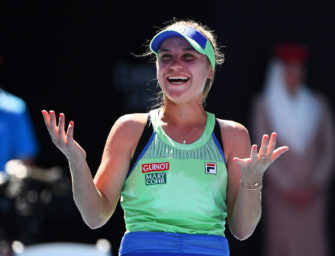Sofia Kenin: 10 Fakten über die Australian Open-Finalistin