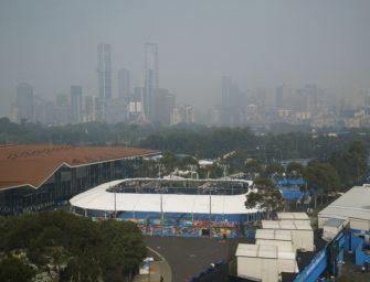 Australian Open: Eigene Messstationen sollen Sicherheit bringen