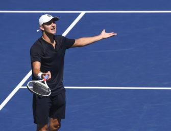 """Quali-Spieler Brayden Schnur: """"Federer und Nadal denken nur an sich"""""""