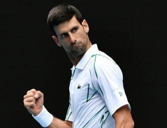 Djokovic gewinnt zum achten Mal die Australian Open