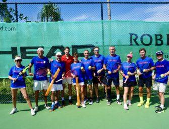 Robinson-Event in Khao Lak: Schwitzen mit Florian Mayer