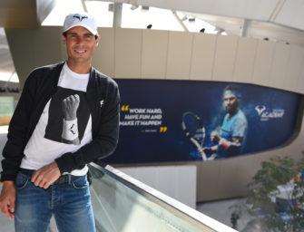 """Rafael Nadal: """"Ich hätte einen Sieg von Thiem vorgezogen"""""""