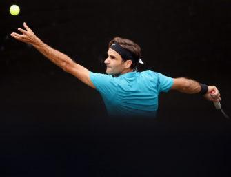 """Roger Federer: """"Kann noch auf höchstem Niveau konkurrieren"""""""