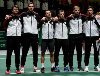 Davis Cup: Alle Infos zu Deutschland vs. Weißrussland