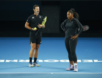 Nach Australian Open-Aus: Klare Worte von Serena-Coach Mouratoglou