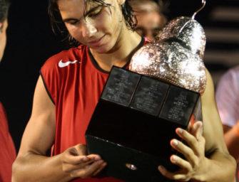 """Nadal und sein Acapulco-Missgeschick: """"Pokal verloren"""""""