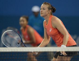Wegen Dopings: Grand Slam-Siegerin Abigail Spears für 22 Monate gesperrt