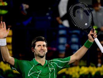Nach Federer: Auch Djokovic spendet eine Millionensumme