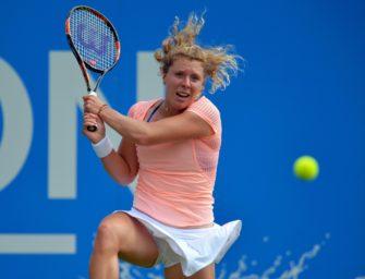 Friedsam verpasst ersten Titel auf WTA-Tour
