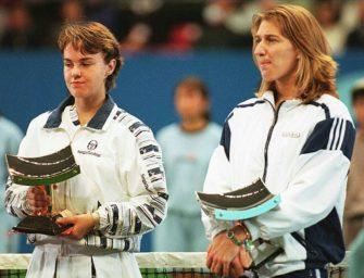 Flashback: Martina Hingis löst Steffi Graf ab
