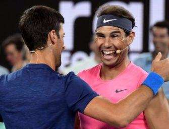 85. und 79. Turniersieg: Nadal und Djokovic gewinnen immer weiter