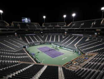 Indian Wells abgesagt: So reagieren die Profis