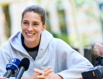 Andrea Petkovic: Tipp für die Corona-Quarantäne