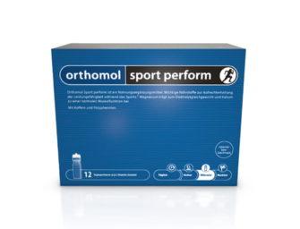 Produkt des Monats: Gut versorgt auf dem Court mit Orthomol Sport