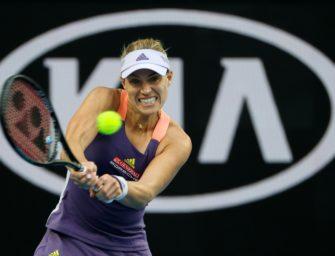 Zugunsten finanziell leidender Profis: Kerber spielt virtuelles Tennisturnier