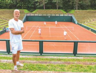 """Tennistrainer Lars Noll: """"Es ging von 100 auf 0 runter"""""""