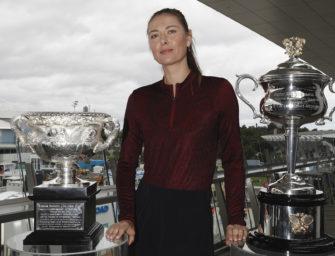 Texten mit Sharapova und Stephens gegen die Corona-Einsamkeit