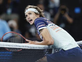 Zverev sagt Turnier-Teilnahme in Berlin ab