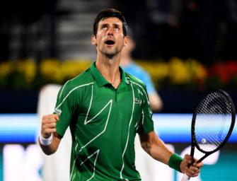 Novak Djokovic: Auf der Couch zum Nummer-1-Rekord?