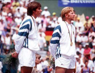 Nach 28 Jahren: Michael Stich will mit Boris Becker Olympia-Gold nachfeiern