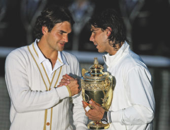 Wimbledon: Das Hammer-Duell zwischen Federer und Nadal