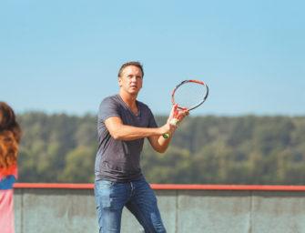 Mission Zukunft: Tennis-Point-Chef Christian Miele im Porträt