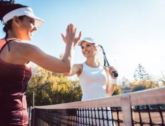 Brandenburg: Ab Montag darf wieder Tennis gespielt werden