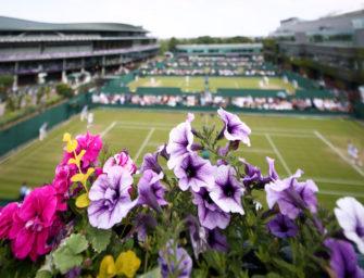 Coronakrise: 22 Millionen Euro für die Rettung des britischen Tennis