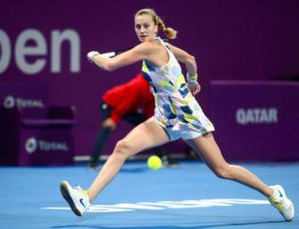 Zweimalige Wimbledon-Siegerin Kvitova schlägt Ende Mai in Prag auf