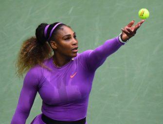 """Serena Williams: """"Mein Körper brauchte diese Pause"""""""