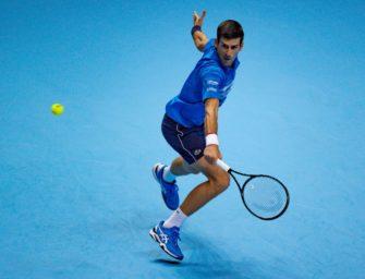 Djokovic organisiert Tennis-Turnier in Balkanländern