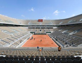 Organisatoren: French Open ohne Zuschauer denkbar