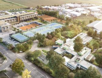 Grünes Licht für die Boris Becker International Tennis Academy