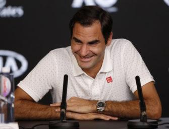 Zum Muttertag: Roger Federer überrascht Krankenschwester