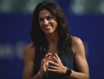 An Steffi kam sie nur selten vorbei: Gabriela Sabatini wird 50