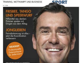 tennisSPORT 01/2020: Jürgen Höller –  Mentalcoach im Gespräch