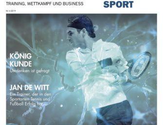 tennisSPORT 04/2019: Kopfsache