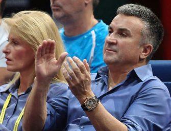Vater Djokovic mischt sich ein: Dimitrov ist schuld