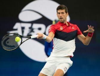 """""""Ein katastrophales Bild"""": Hordorff ärgert sich über Djokovic"""