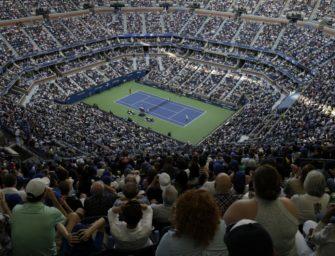 New York Times: US Open sollen vor leeren Rängen stattfinden