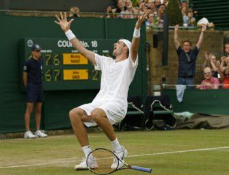 Isner gegen Mahut, Wimbledon 2010: 11:05 Stunden für die Ewigkeit