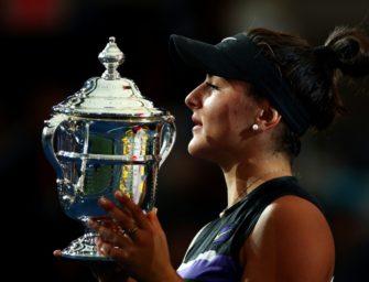 Titelverteidigerin Andreescu sagt für US Open zu
