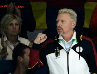 Boris Becker schließt erneuten Trainerjob nicht aus